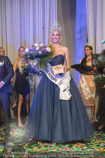 Miss Europe Wahl - Pyramide Vösendorf - Sa 21.08.2021 - Miss Europe Beatrice KÖRMER230