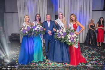Miss Europe Wahl - Pyramide Vösendorf - Sa 21.08.2021 - Gruppenfotos Siegerinnen, Miss Europe Beatrice KÖRMER, Ilija LU262