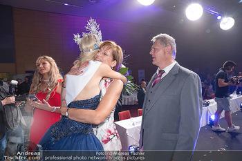 Miss Europe Wahl - Pyramide Vösendorf - Sa 21.08.2021 - Miss Europe Beatrice KÖRMER mit Eltern Christa und Otto KÖRMER284