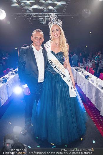 Miss Europe Wahl - Pyramide Vösendorf - Sa 21.08.2021 - Miss Europe Beatrice KÖRMER, Heimo TURIN289