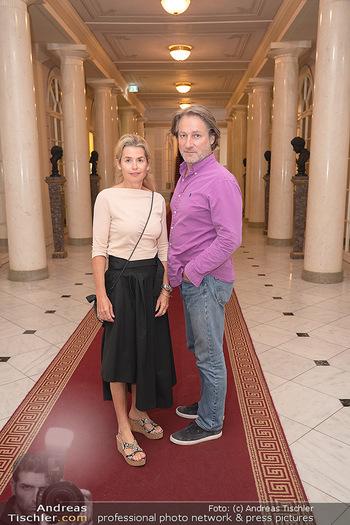 Ausstellungseröffnung american photography - Albertina, Wien - Mo 23.08.2021 - 11