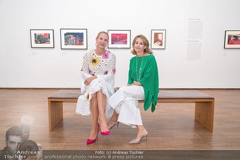 Ausstellungseröffnung american photography - Albertina, Wien - Mo 23.08.2021 - Eva DICHAND, Alexandra Ali GÜRTLER57
