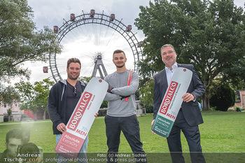Borotalco Weltrekord - Riesenrad, Wien - Do 26.08.2021 - Jörg GROSSAUER, Patrick FREISINGER, Erich BLIE8