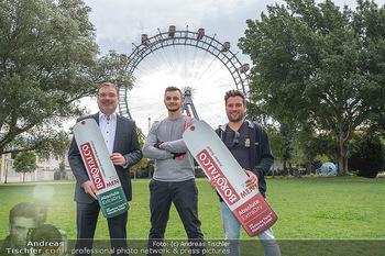 Borotalco Weltrekord - Riesenrad, Wien - Do 26.08.2021 - Jörg GROSSAUER, Patrick FREISINGER, Erich BLIE10
