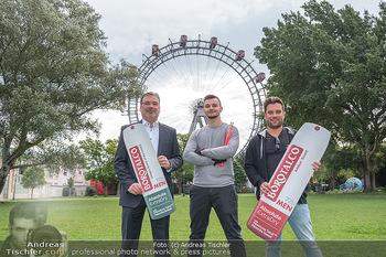 Borotalco Weltrekord - Riesenrad, Wien - Do 26.08.2021 - Jörg GROSSAUER, Patrick FREISINGER, Erich BLIE11