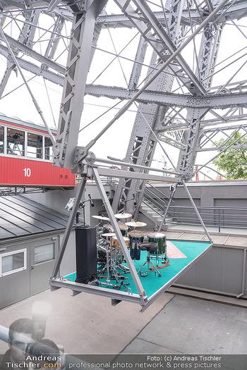Borotalco Weltrekord - Riesenrad, Wien - Do 26.08.2021 - 21