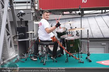 Borotalco Weltrekord - Riesenrad, Wien - Do 26.08.2021 - Erich BLIE24