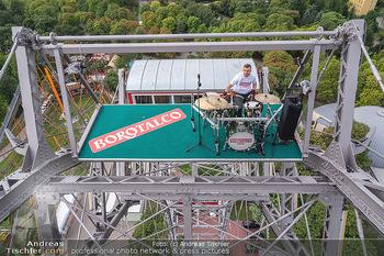 Borotalco Weltrekord - Riesenrad, Wien - Do 26.08.2021 - 36