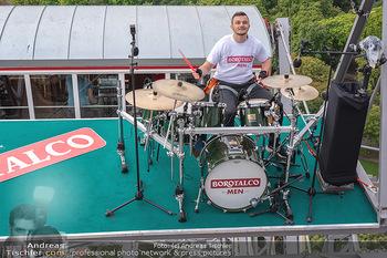 Borotalco Weltrekord - Riesenrad, Wien - Do 26.08.2021 - 37