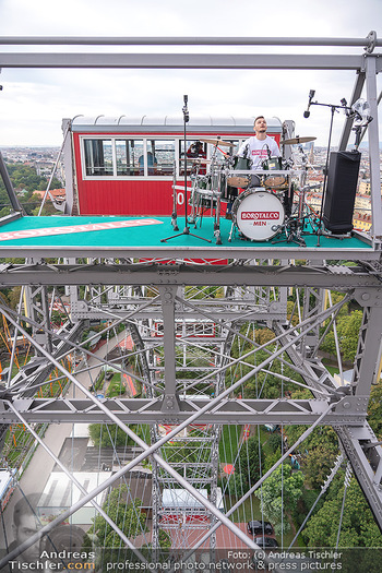 Borotalco Weltrekord - Riesenrad, Wien - Do 26.08.2021 - 42