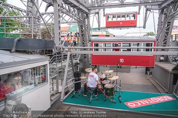 Borotalco Weltrekord - Riesenrad, Wien - Do 26.08.2021 - 45