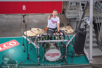 Borotalco Weltrekord - Riesenrad, Wien - Do 26.08.2021 - 46