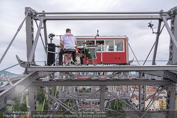 Borotalco Weltrekord - Riesenrad, Wien - Do 26.08.2021 - 48