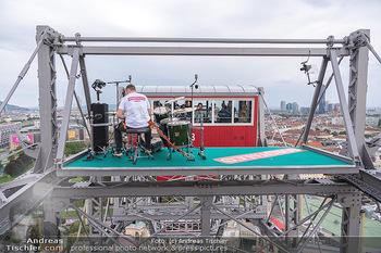 Borotalco Weltrekord - Riesenrad, Wien - Do 26.08.2021 - 51
