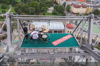 Borotalco Weltrekord - Riesenrad, Wien - Do 26.08.2021 - 54