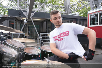 Borotalco Weltrekord - Riesenrad, Wien - Do 26.08.2021 - 58