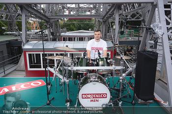 Borotalco Weltrekord - Riesenrad, Wien - Do 26.08.2021 - 62