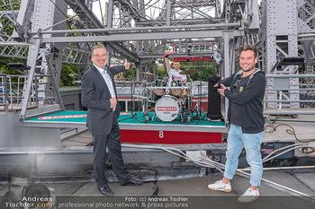 Borotalco Weltrekord - Riesenrad, Wien - Do 26.08.2021 - Jörg GROSSAUER, Patrick FREISINGER, Erich BLIE64