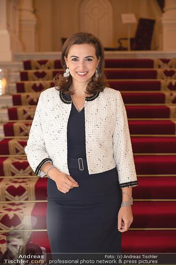 20 Jahre Woman - Palais Coburg - Do 26.08.2021 - Alma ZADIC (Portrait)43