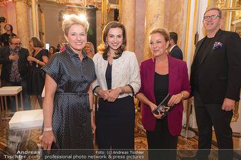 20 Jahre Woman - Palais Coburg - Do 26.08.2021 - Birgit REITBAUER, Alma ZADIC, Euke FRANK48