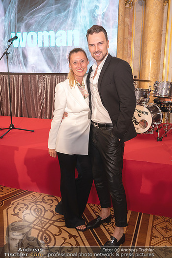 20 Jahre Woman - Palais Coburg - Do 26.08.2021 - Milene PLATZER, Niko NIKO82