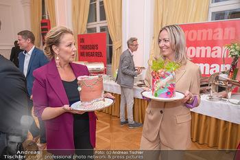 20 Jahre Woman - Palais Coburg - Do 26.08.2021 - Euke FRANK, Siglinde PURRER193