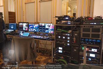 20 Jahre Woman - Palais Coburg - Do 26.08.2021 - Technik Technikraum backstage, Veranstaltungstechnik, Audio Vide210
