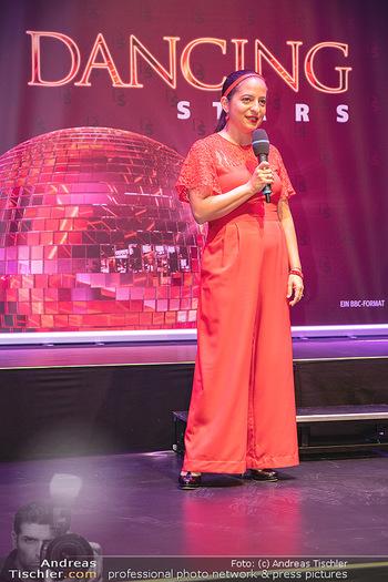 Dancing Stars Paar Präsentation - Lorely Saal, Wien - Mo 30.08.2021 - Caroline ATHANASIADIS4