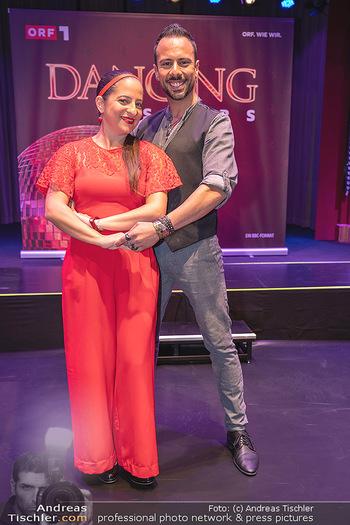 Dancing Stars Paar Präsentation - Lorely Saal, Wien - Mo 30.08.2021 - Caroline ATHANASIADIS, Danilo CAMPISI5