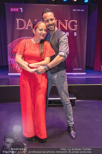Dancing Stars Paar Präsentation - Lorely Saal, Wien - Mo 30.08.2021 - Caroline ATHANASIADIS, Danilo CAMPISI6