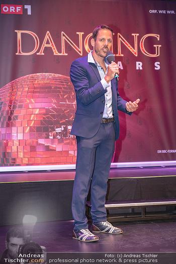 Dancing Stars Paar Präsentation - Lorely Saal, Wien - Mo 30.08.2021 - Bernhard KOHL7