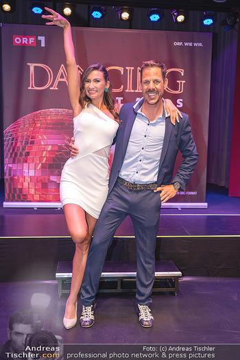 Dancing Stars Paar Präsentation - Lorely Saal, Wien - Mo 30.08.2021 - Bernhard KOHL, Vesela DIMOVA10