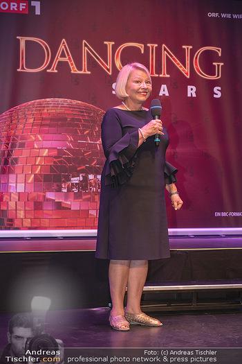 Dancing Stars Paar Präsentation - Lorely Saal, Wien - Mo 30.08.2021 - Margarethe TIESEL11