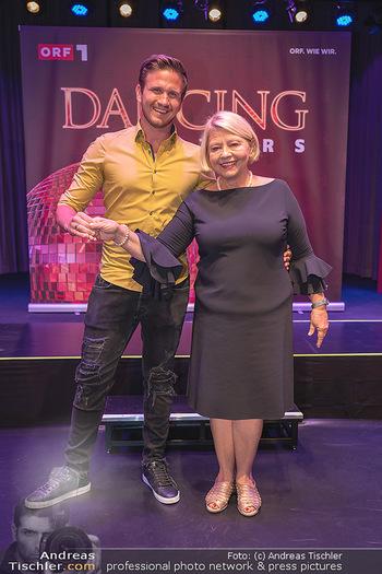 Dancing Stars Paar Präsentation - Lorely Saal, Wien - Mo 30.08.2021 - Margarethe TIESEL, Michael KAUFMANN12