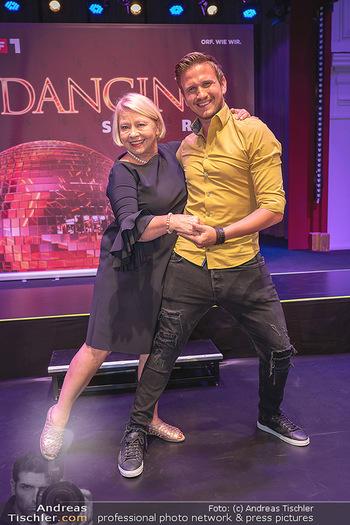 Dancing Stars Paar Präsentation - Lorely Saal, Wien - Mo 30.08.2021 - Margarethe TIESEL, Michael KAUFMANN13