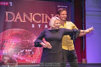 Dancing Stars Paar Präsentation - Lorely Saal, Wien - Mo 30.08.2021 - Margarethe TIESEL, Michael KAUFMANN14