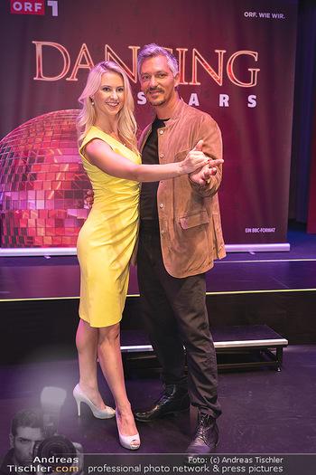 Dancing Stars Paar Präsentation - Lorely Saal, Wien - Mo 30.08.2021 - Faris RAHOMA, Katrin KALLUS18