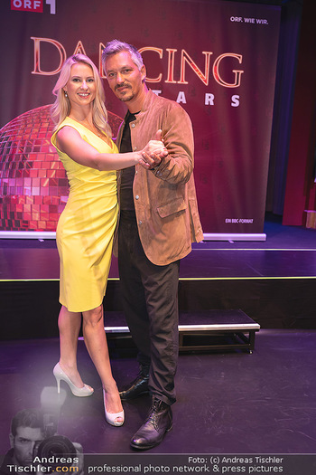 Dancing Stars Paar Präsentation - Lorely Saal, Wien - Mo 30.08.2021 - Faris RAHOMA, Katrin KALLUS19