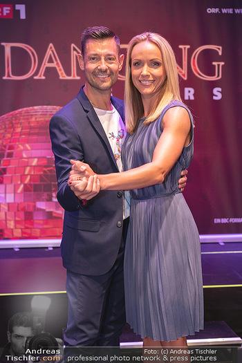 Dancing Stars Paar Präsentation - Lorely Saal, Wien - Mo 30.08.2021 - Jasmin OUSCHAN, Florian GSCHAIDER21