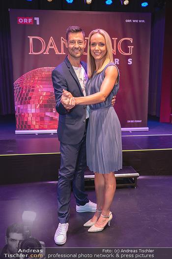 Dancing Stars Paar Präsentation - Lorely Saal, Wien - Mo 30.08.2021 - Jasmin OUSCHAN, Florian GSCHAIDER22