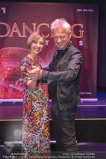 Dancing Stars Paar Präsentation - Lorely Saal, Wien - Mo 30.08.2021 - Boris BUKOWSKI, Julia BURGHARDT23