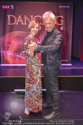 Dancing Stars Paar Präsentation - Lorely Saal, Wien - Mo 30.08.2021 - Boris BUKOWSKI, Julia BURGHARDT24