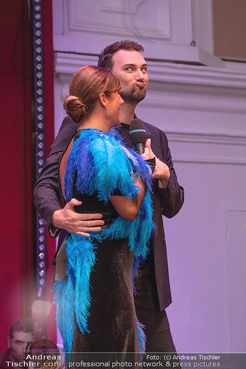 Dancing Stars Paar Präsentation - Lorely Saal, Wien - Mo 30.08.2021 - Niko NIKO, Manuela STÖCK29