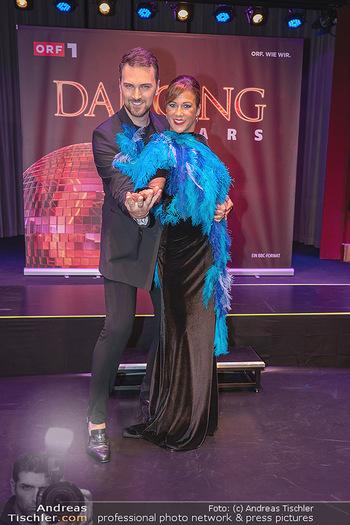 Dancing Stars Paar Präsentation - Lorely Saal, Wien - Mo 30.08.2021 - Niko NIKO, Manuela STÖCK30
