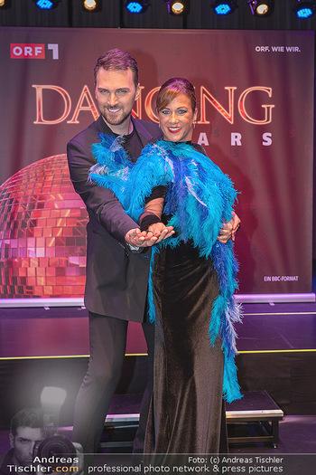 Dancing Stars Paar Präsentation - Lorely Saal, Wien - Mo 30.08.2021 - Niko NIKO, Manuela STÖCK31