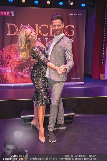 Dancing Stars Paar Präsentation - Lorely Saal, Wien - Mo 30.08.2021 - Nina KRAFT, Stefan HERZOG34