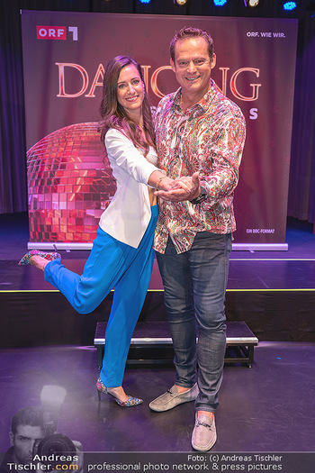 Dancing Stars Paar Präsentation - Lorely Saal, Wien - Mo 30.08.2021 - Otto KONRAD, Lenka POHORALEK38