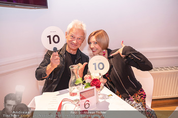Dancing Stars Paar Präsentation - Lorely Saal, Wien - Mo 30.08.2021 - Boris BUKOWSKI, Julia BURGHARDT44