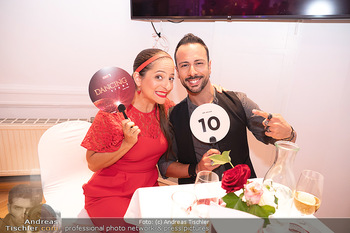 Dancing Stars Paar Präsentation - Lorely Saal, Wien - Mo 30.08.2021 - Caroline ATHANASIADIS, Danilo CAMPISI45