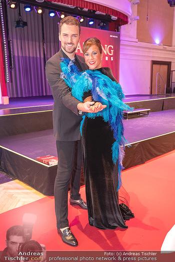 Dancing Stars Paar Präsentation - Lorely Saal, Wien - Mo 30.08.2021 - Niko NIKO, Manuela STÖCK65